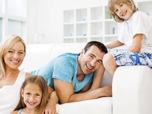 幸福家庭总是相似的,做到这3点就够了