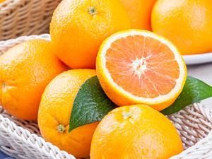 橙子皮泡水喝有什么作用?