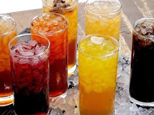 夏日,冰饮,夏季养生