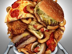 垃圾食品,记忆,垃圾食品会偷走我们的记忆?这是真的!