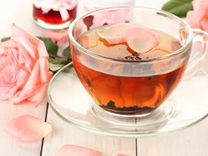 女人喝玫瑰花茶有什么好处?