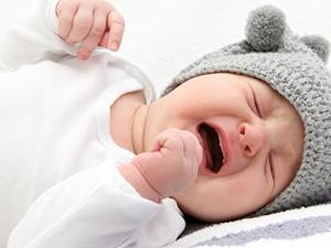 宝宝哭的原因