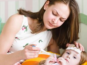 宝宝发烧家长谨记6种物理降温方法最有效