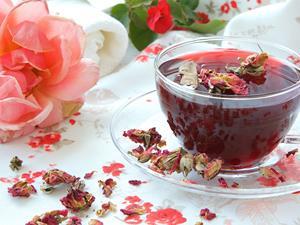喝什么花草茶能美颜?