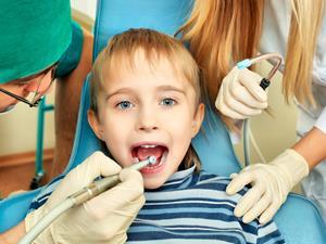 儿童应每3个月进行一次口腔