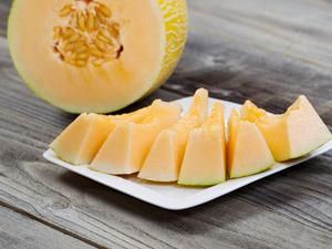 吃哈密瓜竟有这么多好处!