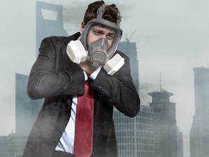 雾霾对肺有什么样的危害?
