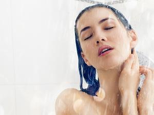 洗澡也会让你越来越瘦。