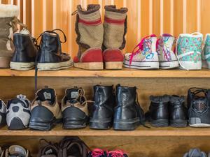 """过冬必备的雪地靴不要""""穿到底"""""""