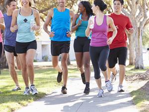 跑步一个月后你会损失多少?