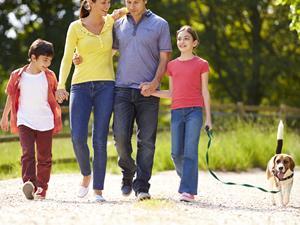 运动养生 散步效果最佳是什么时候?