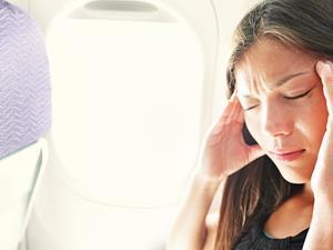 告別旅途身體不適 這些乘機祕訣你都get到了沒