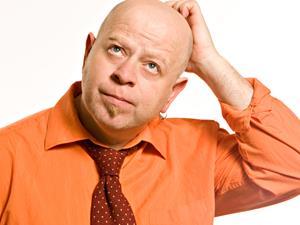 男人秃顶 患癌风险大