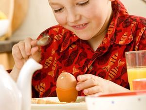 一天一鸡蛋,宝宝发育好