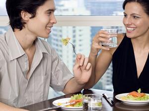 不要担心吃东西,慢慢吃可以减肥!