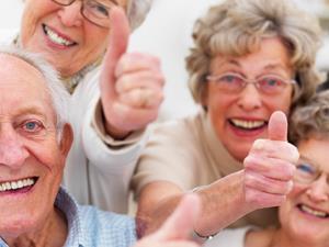 老年痴呆症,阿尔茨海默病,笑点低,老年痴呆前兆