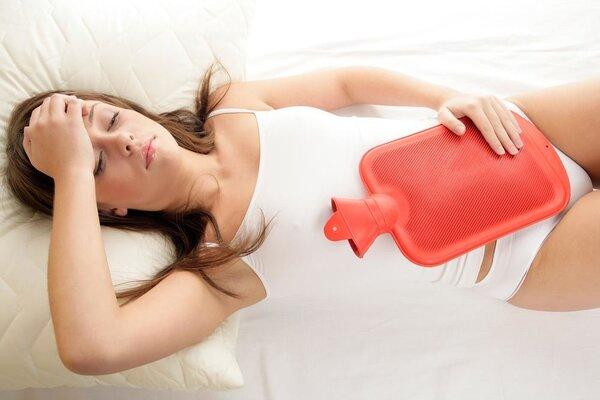 痛经的背后隐藏着可怕的疾病,或致不孕!