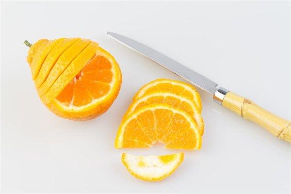 学会这样吃橙子,一家人再也不用害怕感冒了