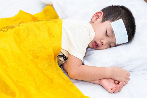 宝宝发烧多少度该吃退烧药?  宝宝发烧后护理有哪些注意事项?