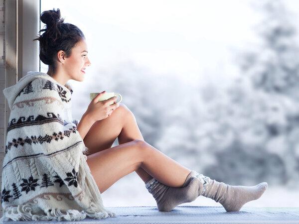 冬天真的很难减肥吗?只要你想瘦,断了腿也一样能瘦
