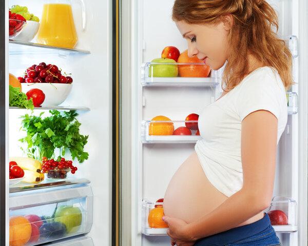 准妈妈孕晚期吃什么好?