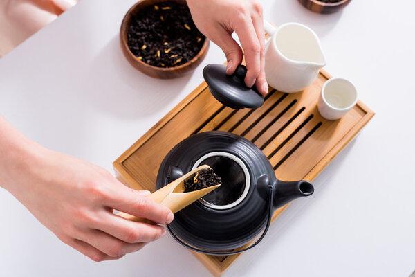 喝什么茶能减肥?3种茶帮你瘦成闪电