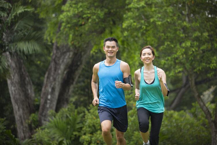 跑步减肥,坚持你跑步需要下来多长时间瘦告诉几斤爱丽塑减肥有副作用吗?图片