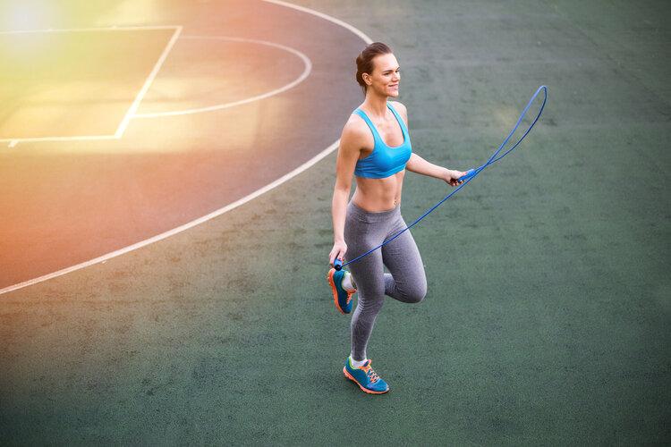 每天运动半小时身体将有6大改变