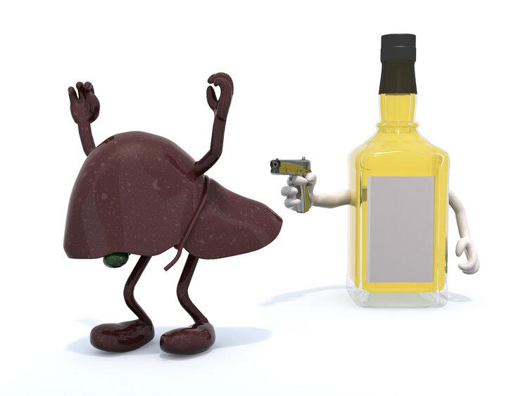 白酒、红酒、啤酒,哪种酒对肝脏伤害比较大?今天告诉你答案