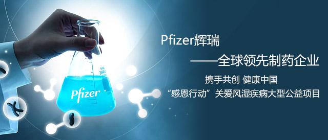 Pfizer辉瑞--全球领先制药企业