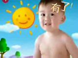 贝因美奶粉广告