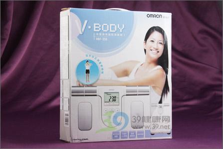 欧姆龙脂肪测量仪H-358评测