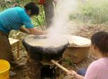 惊蛰节民间习俗:烙煎饼