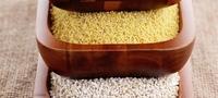 主食五谷类:粉丝 藕粉 荞麦 黑米 通心粉