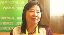 """北京大学第一医院郭晓蕙教授:三大血糖监测法是""""点、线、面""""的关系"""