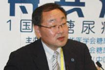 中华医学会糖尿病分会主任委员纪立农:防控慢性病更需改变社会大环境