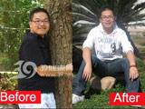 呼啦圈减肥成功经验 转呼啦圈甩掉40斤肥肉