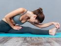 身印式压腿瑜伽操