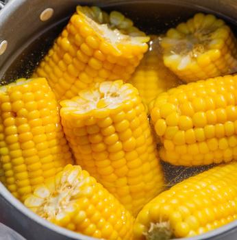 牛奶玉米叮的做法