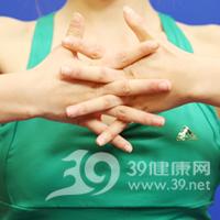 双手互推 拯救产后胸下垂3
