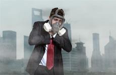 """印度首都毒气室:雾霾严重,印度官员却""""甩锅""""给中国……"""