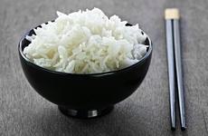 白米饭是垃圾食品? 一天85克粗粮最好