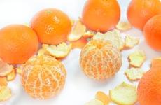吃橘子别扔皮,橘子皮还有这些妙用