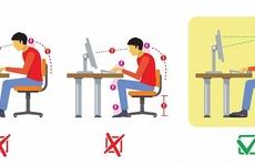 最好的坐姿是哪种姿势?你知道吗?