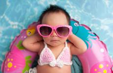 夏季游泳注意5个禁忌