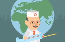 中国医生一年能挣多少钱?我们跟7个国家进行了对比