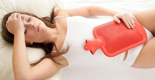 别只会多喝热水了,这样做可以缓解痛经