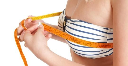 女人胸部的大小,到底由什么决定?这是听