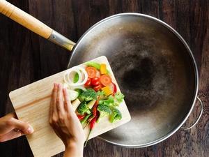 教你这样吃蔬菜,吃出漂亮肌肤
