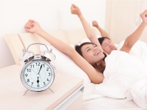 夫妻生活一定要在晚上?挑这3个黄金时间,对男女都是极好的!